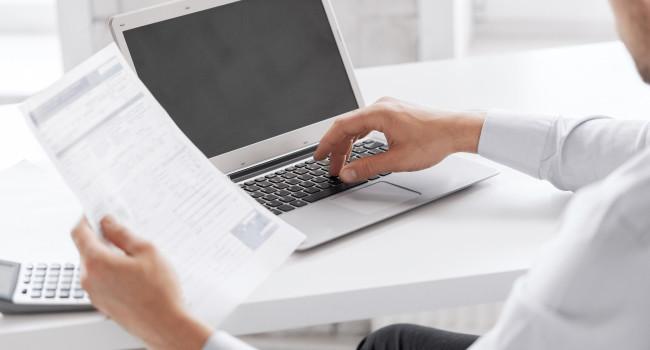 dopełnianie formalności w biurze rachunkowym